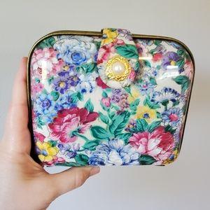 Ella Floral Hardcase Crossbody Mini Bag